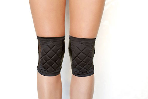 Poledancerka Knee Pads Black